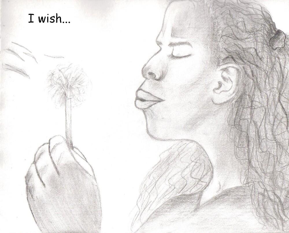 I wish by Ellaine Walker