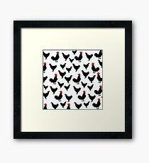 Poultry Framed Print