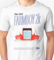 Carlactics Farmboy 2k Unisex T-Shirt