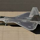 Ein F / A-22 Raptor von StocktrekImages
