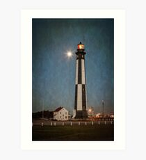 Cape Henry Lighthouse Art Print