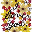 Ich liebe dich II von Eneri Collection