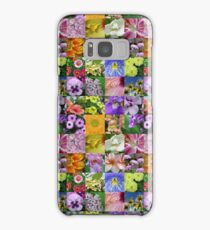 Flowers Flowers Everywhere! Samsung Galaxy Case/Skin