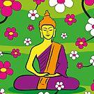 Buddha von WACHtraum