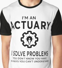 ACTUARY BEST DESIGN 2017 Graphic T-Shirt