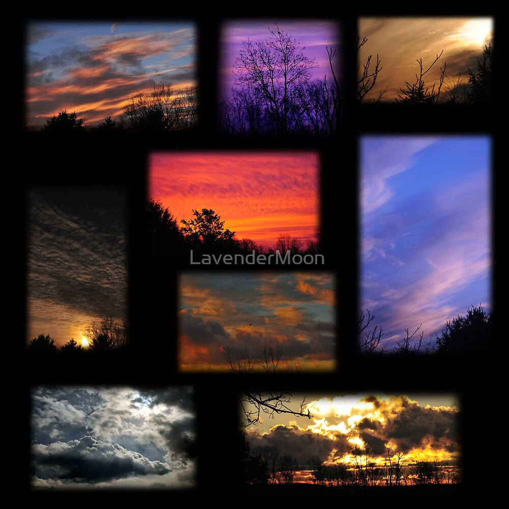 Skyscape Collection by LavenderMoon