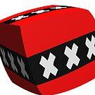 Mokum in een doos by stuwdamdorp