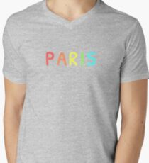 Paris City Color T-Shirt