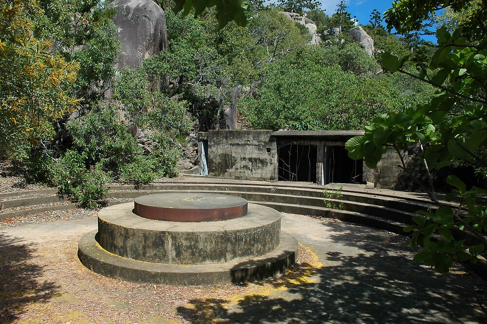 The Forts, Magnetic Island  by DePaul