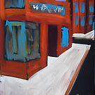 MacDougal Street Greenwich Village by ProsperityPath
