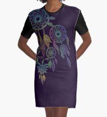 Dreamcatcher Graphic T-Shirt Dress