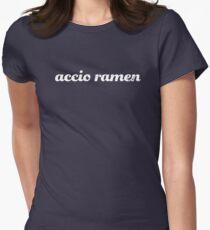 Accio Ramen Womens Fitted T-Shirt