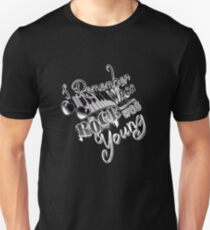 I remember when.... Unisex T-Shirt