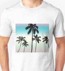 Opal tropical palms T-Shirt
