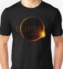 Solar Eclipse, Total Eclipse, 2017 Eclipse Unisex T-Shirt