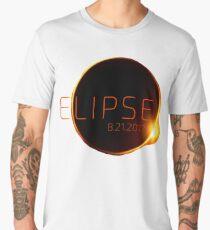 Solar Eclipse, Total Eclipse, 2017 Eclipse Men's Premium T-Shirt