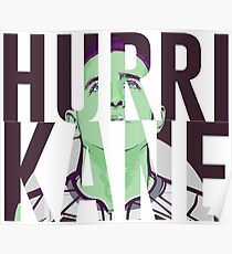 Hurri KANE - HE'S ONE OF OUR OWN Poster
