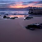 South Curl Curl  by Nicole Pearce