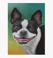 """""""Lady"""" with a Big Smile Photographic Print"""