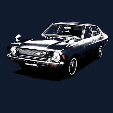 Datsun Sunny 120Y 1200 1973 by DatsunStyle