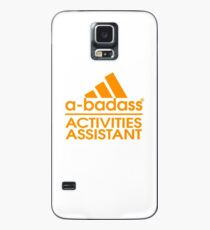 ACTIVITIES ASSISTANT BEST COLLECTION 2017 Case/Skin for Samsung Galaxy