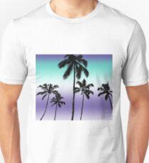 Alexandrite tropical palms T-Shirt