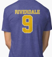 Riverdale nine Tri-blend T-Shirt