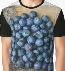 blueberrys Graphic T-Shirt