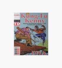 Kendrick Lamar - DNA Alternative Cover Art Board