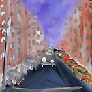 Cathay Street, Chinatown, Manhattan, 1956 by ProsperityPath