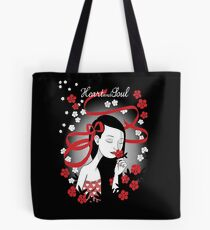 Heart and Soul Tote Bag
