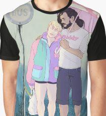 BabyPastelHanni summer rain Graphic T-Shirt