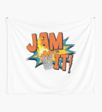 Jam It! Wall Tapestry