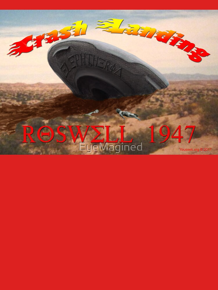Roswell 70th Anniversary by EyeMagined
