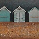 Midnight Huts by Simone Riley