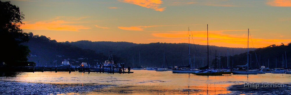 The Flats - Pittwater - The HDR Series by Philip Johnson