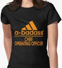 CHIEF OPERATING OFFICER BEST COLLECTION 2017 Women's Fitted T-Shirt