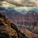 Grand Canyon North Rim by KellyHeaton