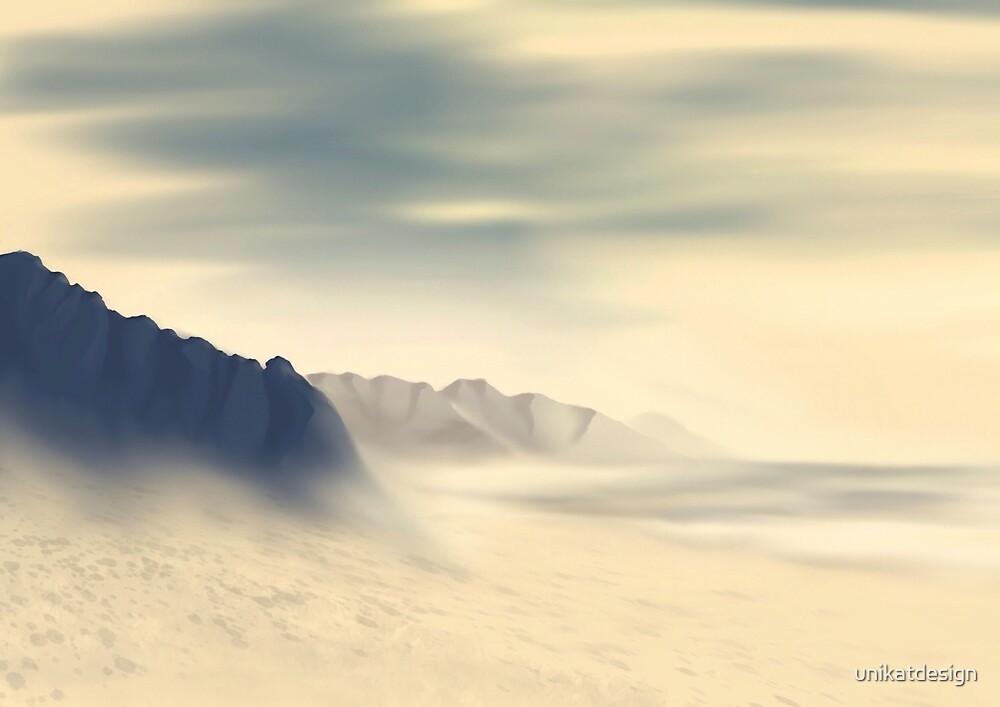 Misty scenery by unikatdesign