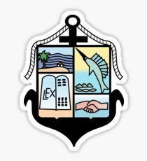 Puerto Vallarta Seal Sticker