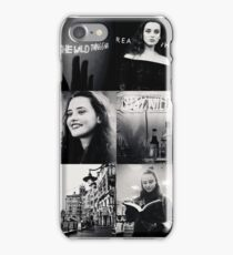 katherine langford from 13 reasons why - hannah baker iPhone Case/Skin