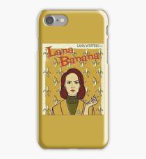 lana winters - lana banana // american horror story asylum iPhone Case/Skin