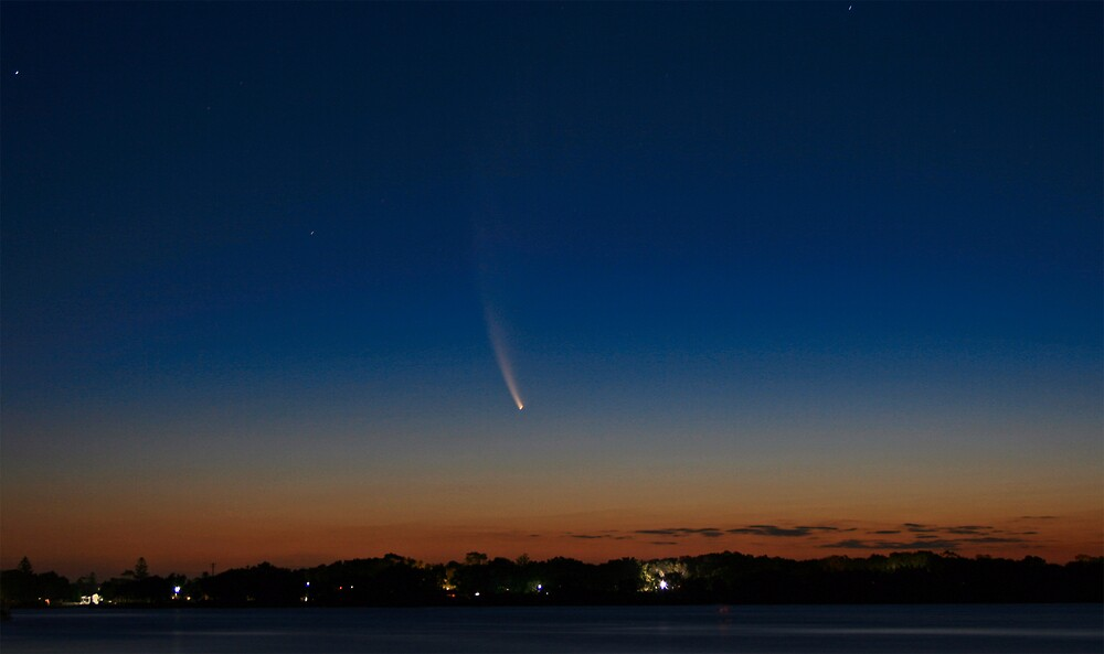 Comet by Steve D