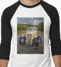 Austin Seven Men's Baseball ¾ T-Shirt
