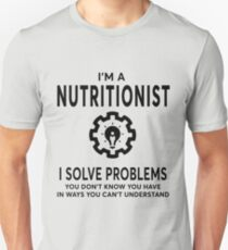 b4304734 NUTRITIONIST BEST DESIGN 2017 Slim Fit T-Shirt