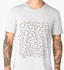Almond Blossoms Men's Premium T-Shirt