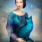 Night Cat von ChristianSchloe