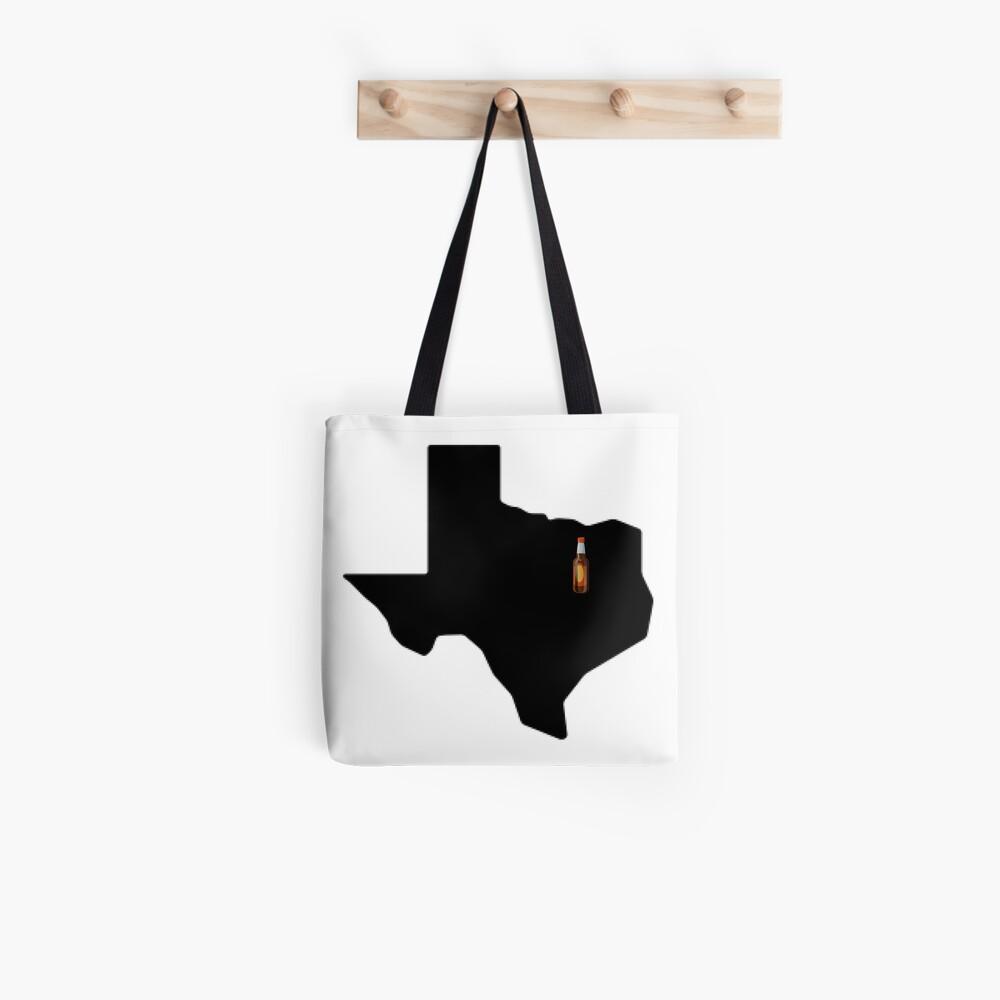 Dallas Texas Beer Tote Bag