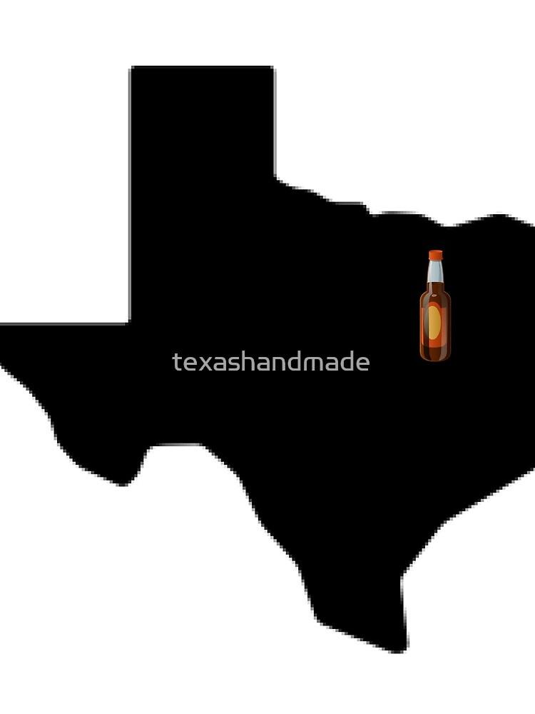 Dallas Texas Beer by texashandmade