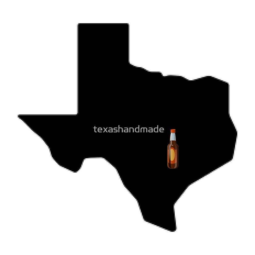 Austin Texas Beer by texashandmade
